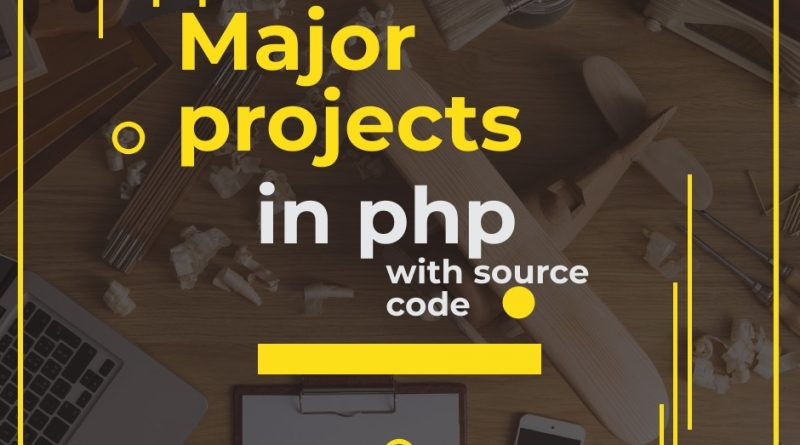 project on php