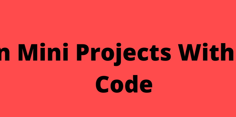 mini projects for cse in python