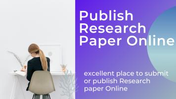Publish Research Paper Online